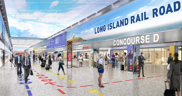 new penn station LIRR 1
