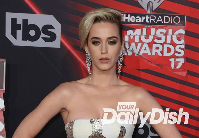 Katy Perry calls out celebrities who refuse to take political stand
