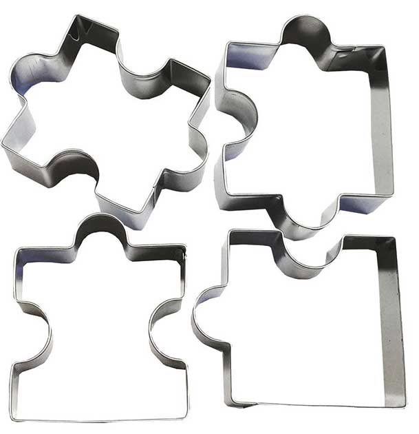 kooky cookie cutters