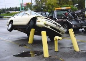 1 parking problem