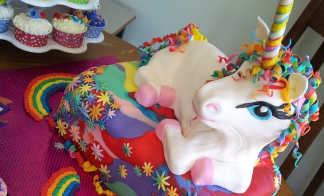 Unicorn Cake(1)