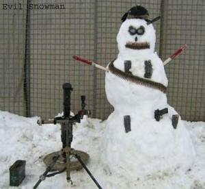 evil-snowman