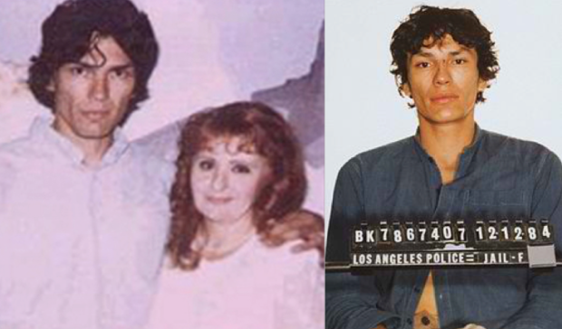 Richard Ramirez and Doreen Lioy