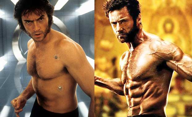 most extreme actors body transformations for a movie role