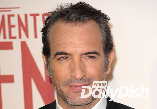 39 the artist 39 actor jean dujardin is a father of three for Jean dujardin gaelle