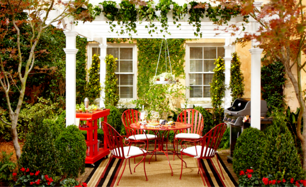 Decorating Guide to Creating a Cozy Outdoor Space