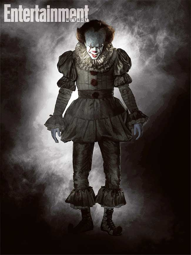 Pennywise - IT Minecraft Skin