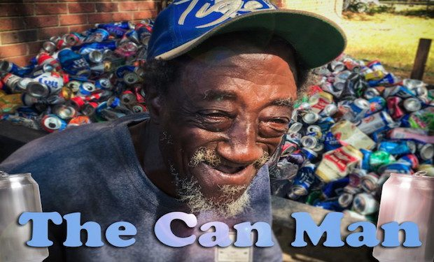 Source: The Can Man GoFundMe