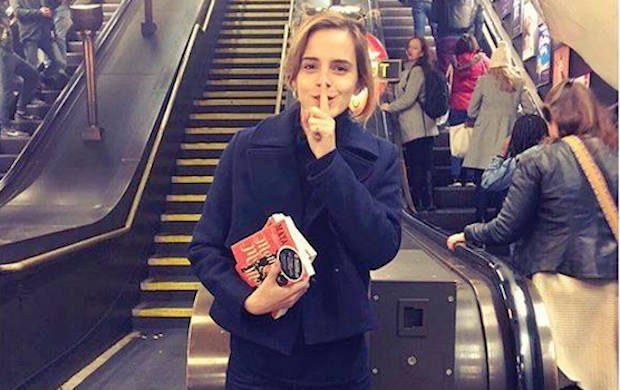 Source: Emma Watson Facebook