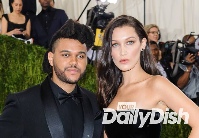 The Weeknd and Bella Hadid Split