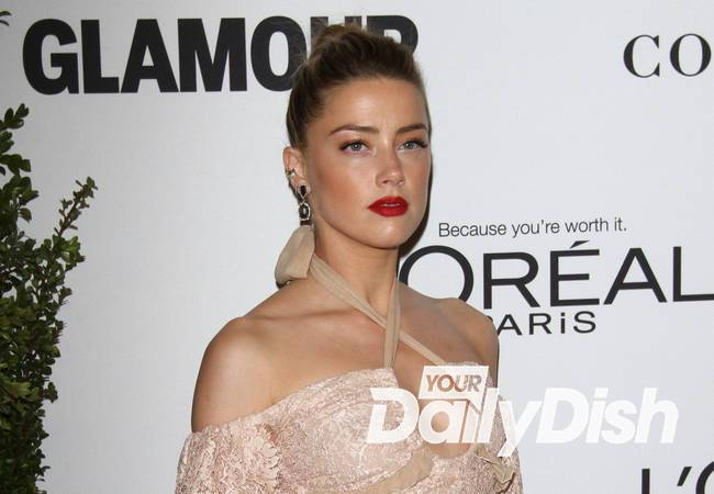Amber Heard reunites with singer ex in Los Angeles