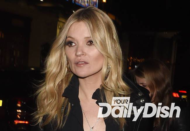 Kate Moss to star in new Elvis Presley video