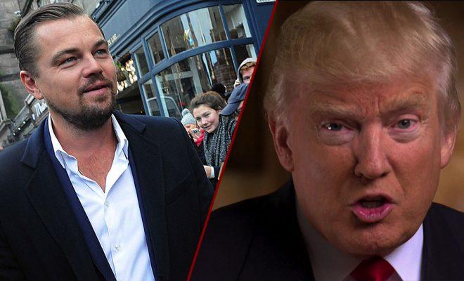 Leo and Trump