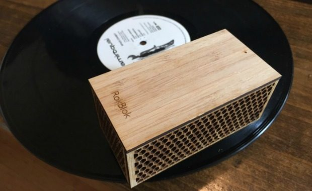 This Portable Bluetooth Record Player Needs Your Funds To Play