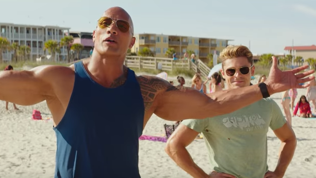 Source: Paramount Pictures Baywatch Trailer