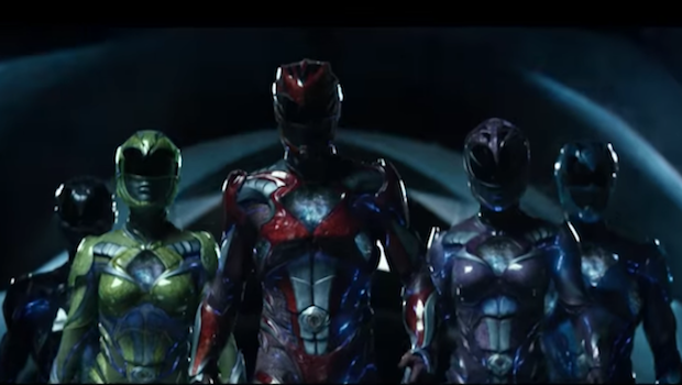 power rangers reboot trailer