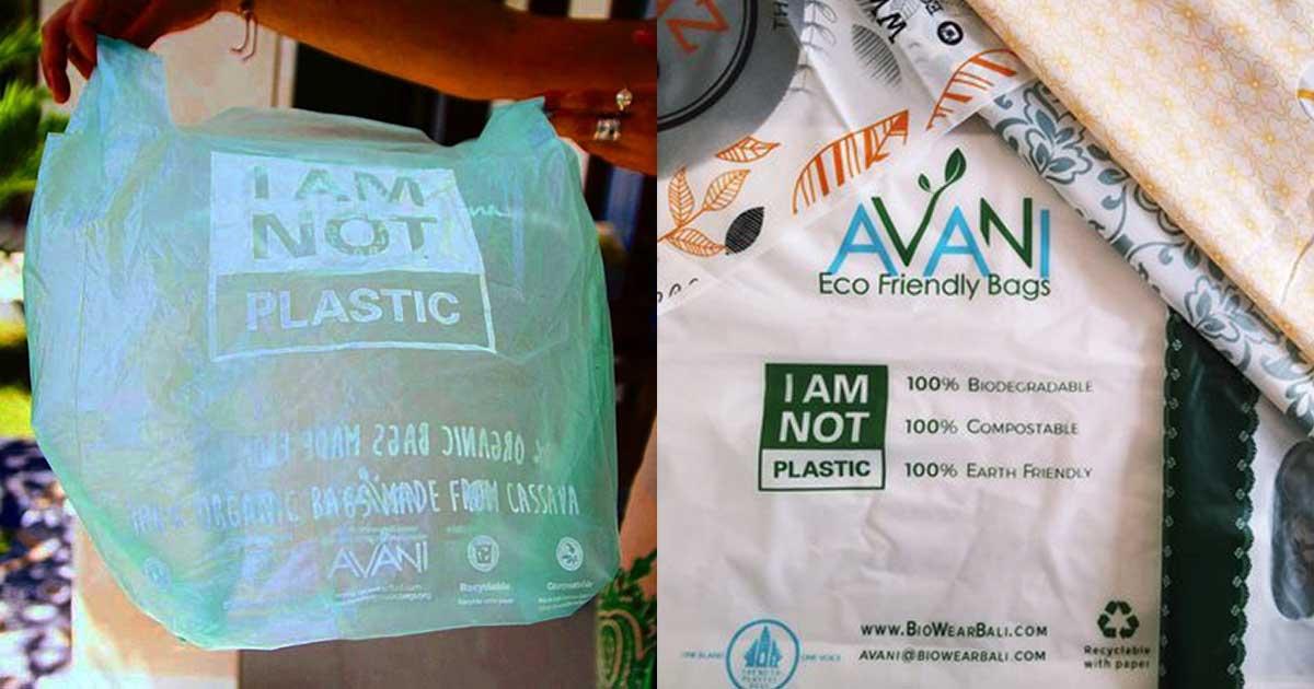 Avani Creates Edible, Biodegarable Bag To Solve World's Plastic Problem