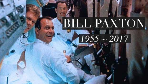 Bill Paxton Dead