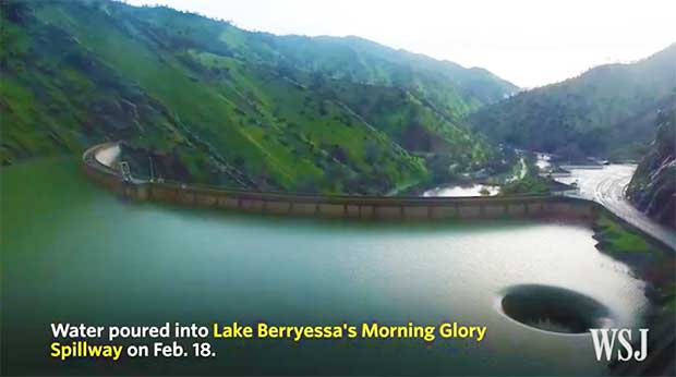 Morning Glory Spillway