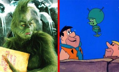 Famous green characters