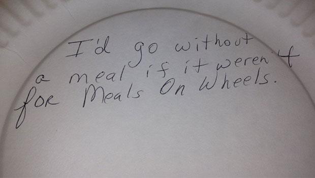 Meals on Wheels cuts