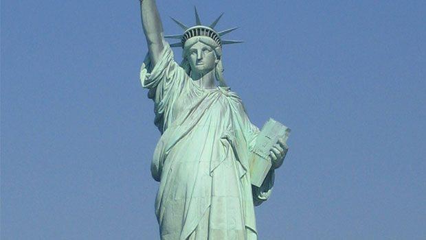 Muslim Statue of LIberty