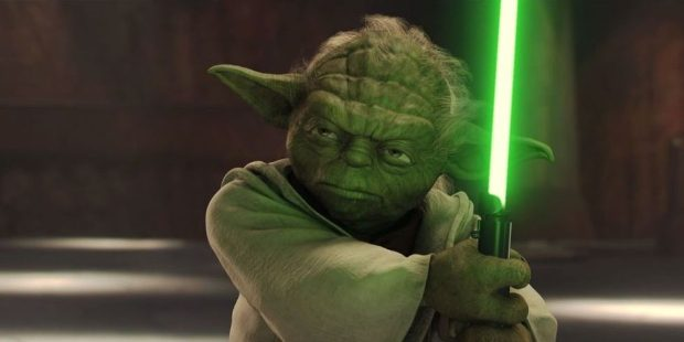 But Yoda was aware of the young Jedi's shortcomings that still lingered from his childhood: his fear and his inability to let go. With that in mind, Yoda assigned Anakin his own Padawan learner, Ahsoka Tano. Yoda believed that by becoming a teacher, Anakin would grow emotionally.