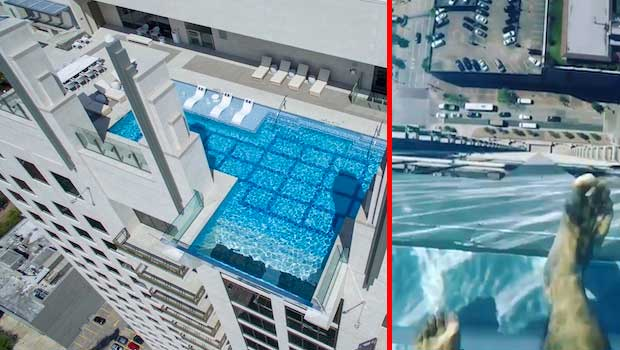 most dangerous swimming pool in the world