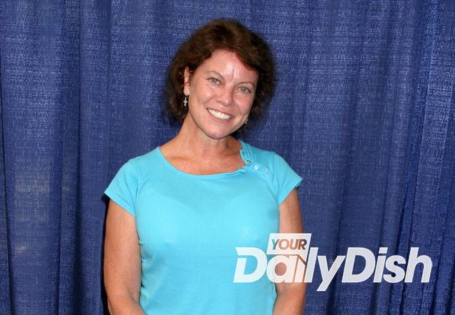 Throat cancer robbed Erin Moran of her voice