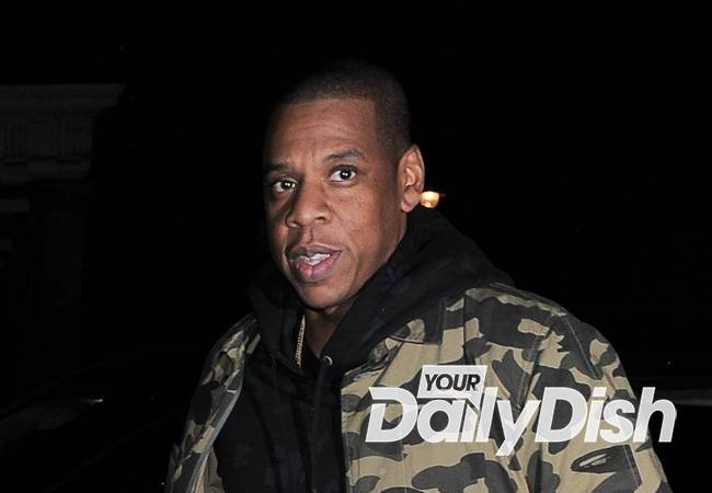 Jay Z pulls music from Spotify