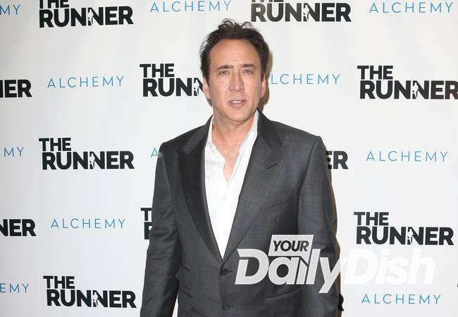 Nicolas Cage breaks his ankle on movie set - report
