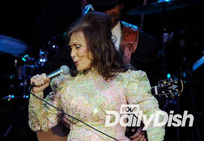 Loretta Lynn rehabilitating after stroke