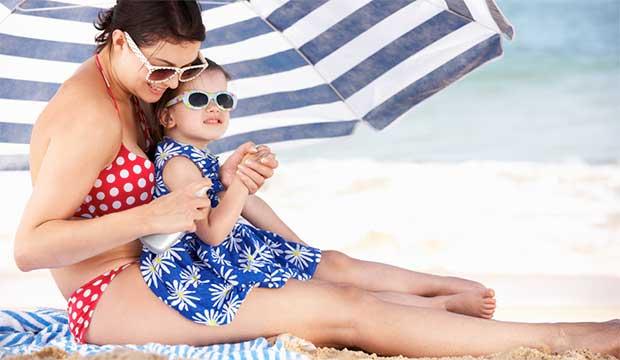 protecting kids' skin