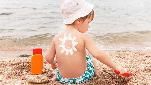 protecting kids skin