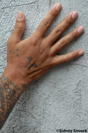common gang tattoos