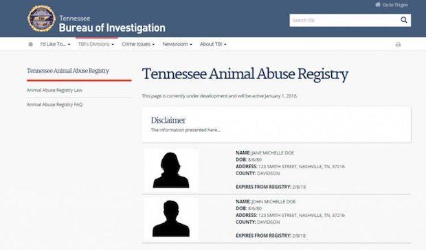 Animal Abusers