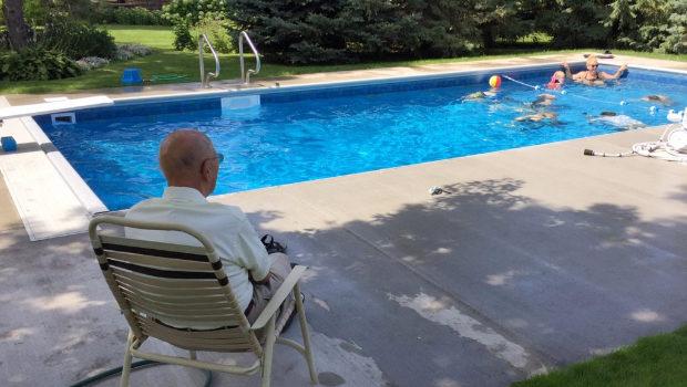 widower pool